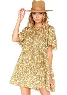 Show Me Your Mumu Brooks Babydoll Mini Dress