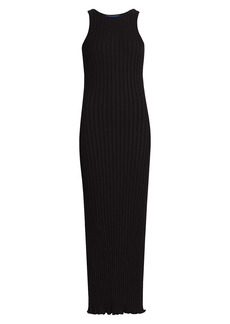 Simon Miller Lani Ribbed Maxi Dress
