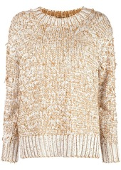 Simon Miller oversized long-sleeve jumper