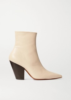 Simon Miller Pack Leather Ankle Boots