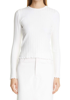 Rib by Simon Miller Rib Knit Top