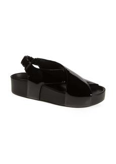 Simon Miller Cross Dip Platform Sandal (Women)