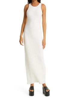 Simon Miller Lani Rib Knit Maxi Dress