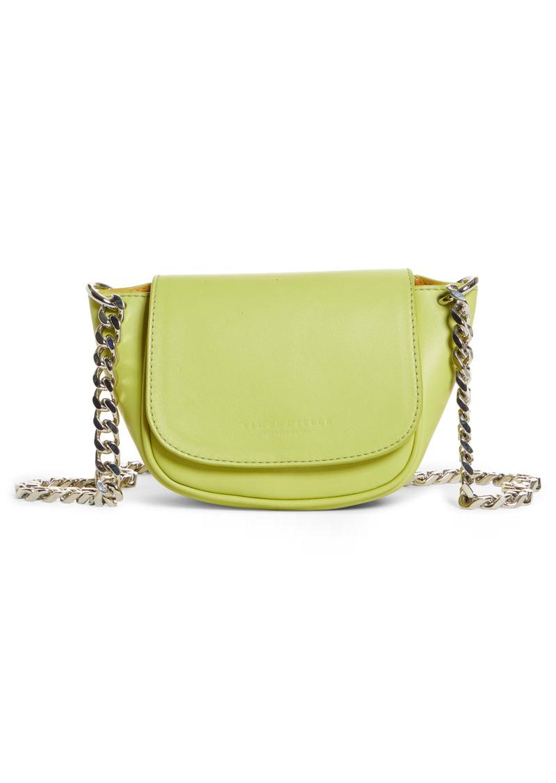 Simon Miller Mini Bend Leather Shoulder Bag