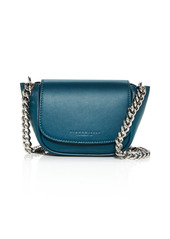 SIMON MILLER Mini Bend Leather Shoulder Bag