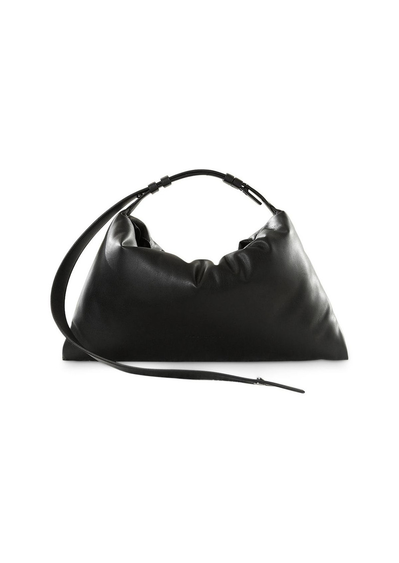 Simon Miller Puffin Medium Faux Leather Hobo