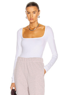 Simon Miller Rhoe Square Neck Top