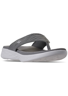 Skechers Women's On The Go 600 Sunny Athletic Flip Flop Thong Sandals from Finish Line