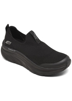 Skechers Women's Relaxed Fit - D'Lux Walker - Quick Upgrade Athletic Walking Sneakers from Finish Line