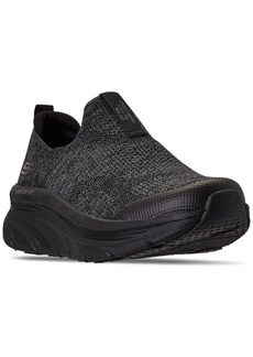 Skechers Women's Relaxed Fit: D'Lux Walker - Quick Upgrade Athletic Walking Sneakers from Finish Line