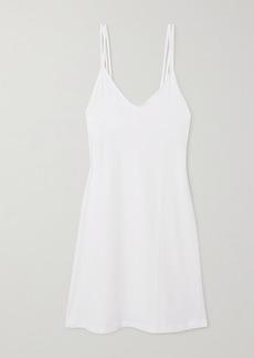 skin Cassia Organic Pima Cotton-jersey Chemise