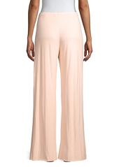 skin Double-Layer Pima Cotton Jersey Pants