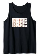 Equality Skin Tone Equality Melanin Tank Top
