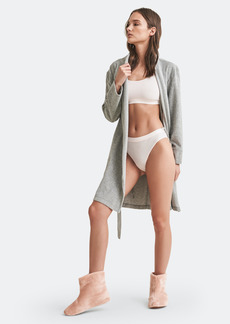 skin French Terry Robe With Belt - 0 - Also in: 1, 4, 3, 2