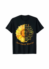 I am the Storm Skin Cancer Warrior T-Shirt