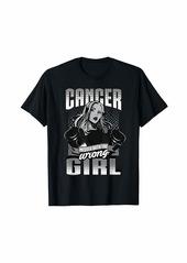 skin Melanoma Awareness Shirt Cancer Wrong Girl Gift T-Shirt