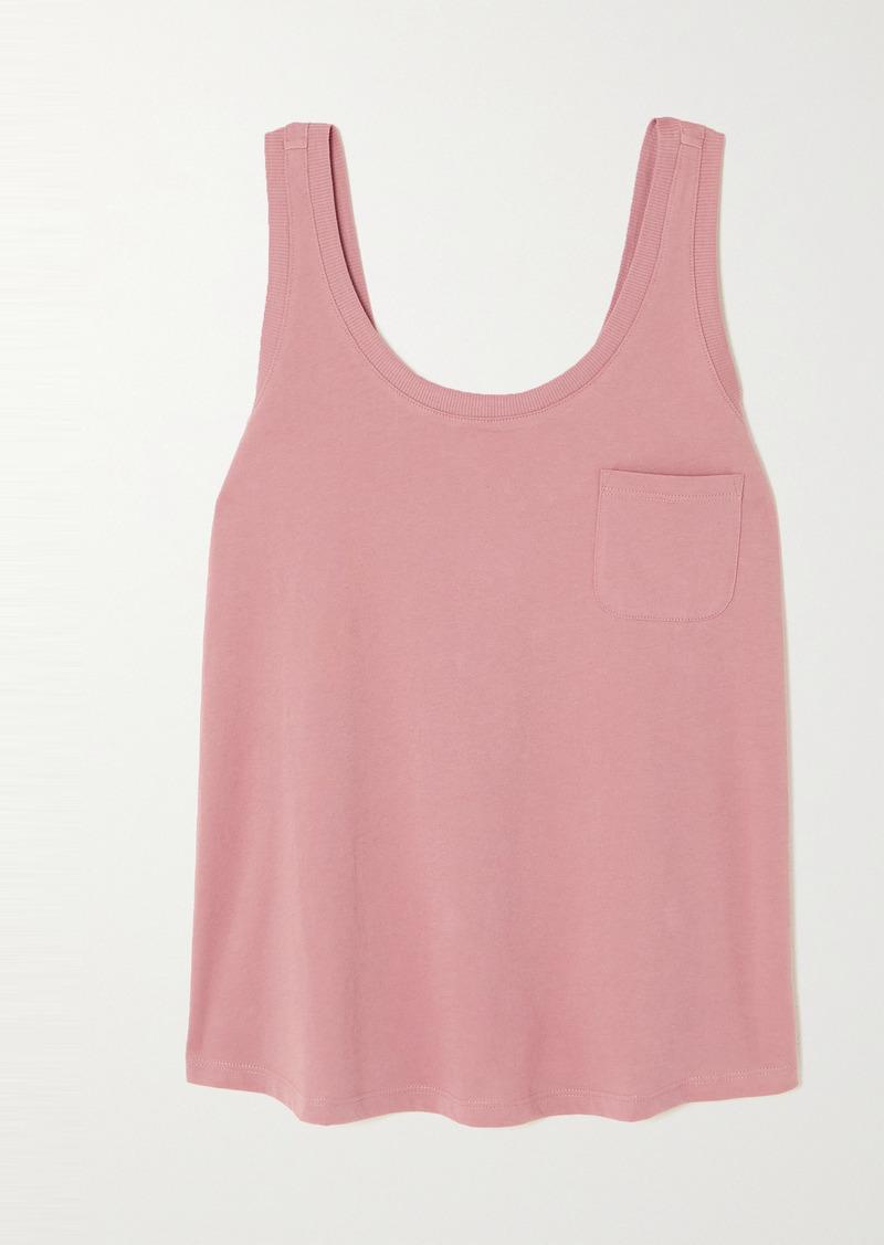 skin Net Sustain Ciara Organic Pima Cotton-jersey Tank