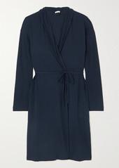 skin Net Sustain Kadali Organic Pima Cotton-jersey Robe