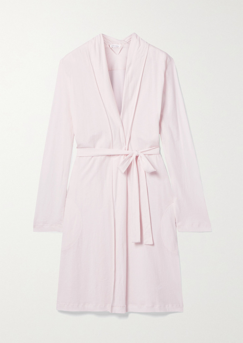 skin Net Sustain Kamila Organic Pima Cotton Robe