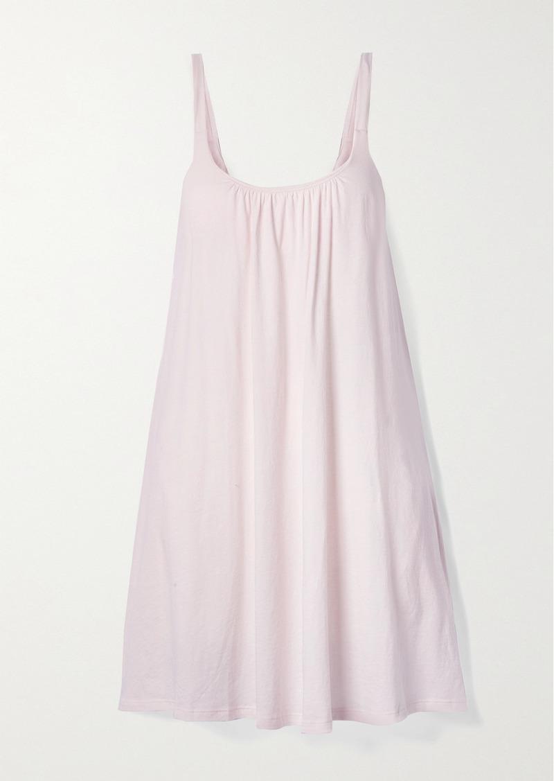 skin Net Sustain Kayla Organic Pima Cotton Nightdress