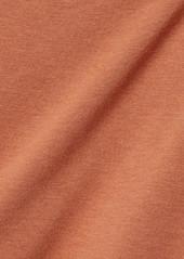 skin Net Sustain Marika Stretch Organic Pima Cotton And Modal-blend Top