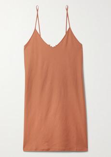 skin Net Sustain Organic Pima Cotton-jersey Nightdress