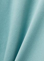 skin Net Sustain Tess Washed Organic Silk-blend Satin Chemise