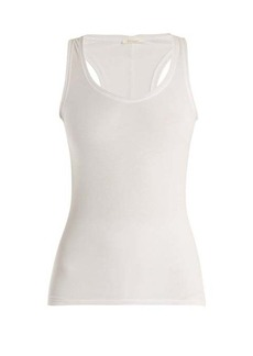 Skin Cotton-jersey tank top