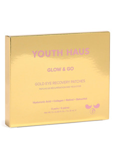 Skin Gym 5-Pack Youth Haus Glow & Go Eye Patches