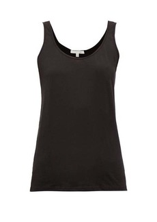 Skin Pima cotton-jersey tank top