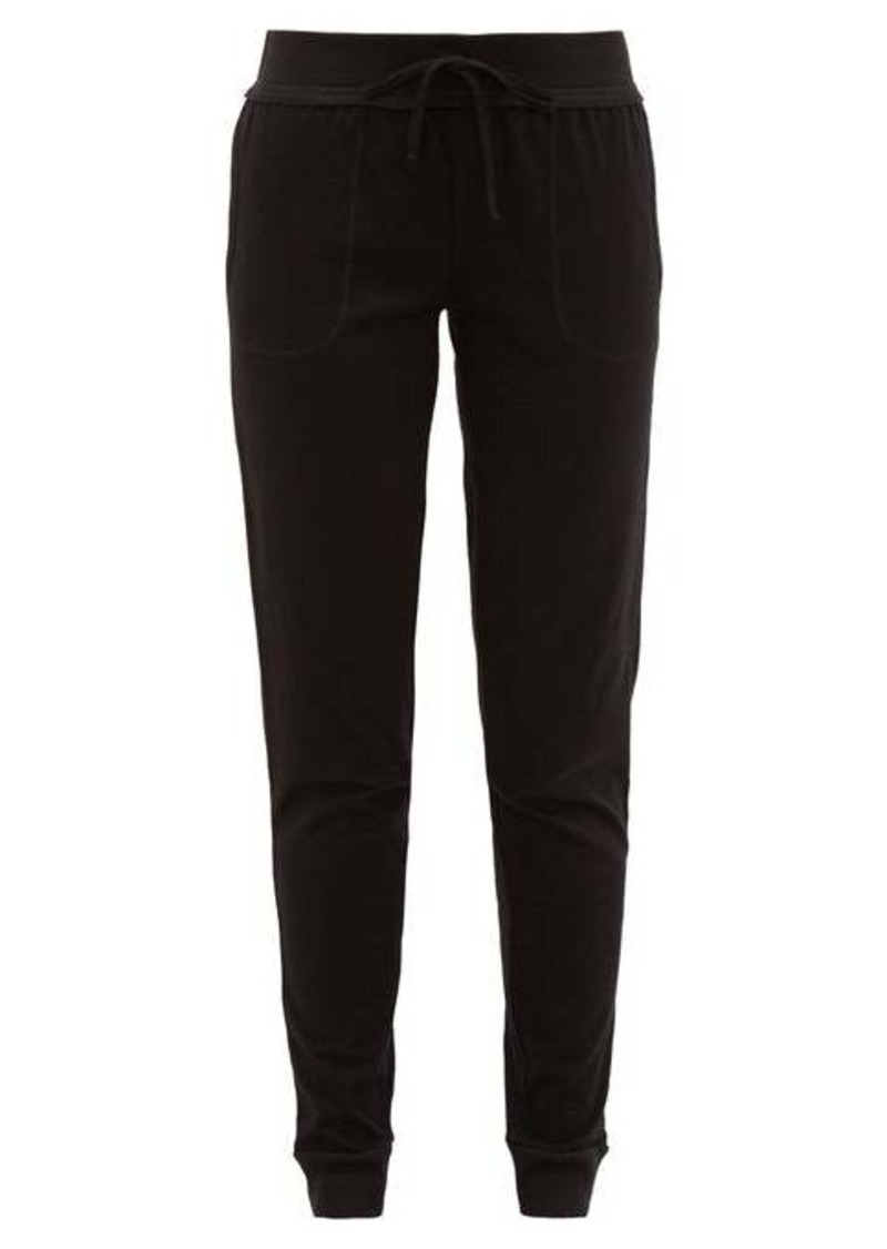 Skin Pima-cotton track pants