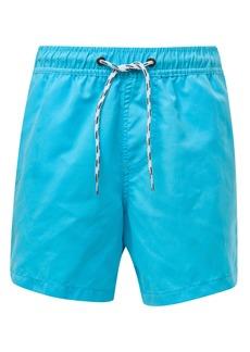 Snapper Rock Aqua Swim Trunks (Toddler, Little Boy & Big Boy)