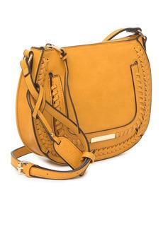 Sole Society Dayla Whipstitch Crossbody Bag