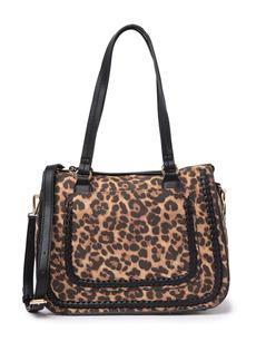 Sole Society Riza Faux Leather Crossbody Handbag