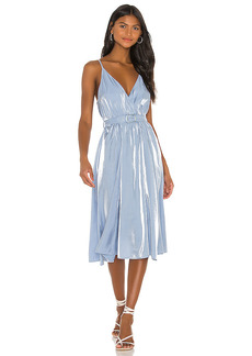 Song of Style Cyrus Midi Dress