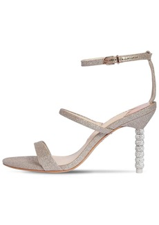 Sophia Webster 85mm Rosalind Glittered Sandals