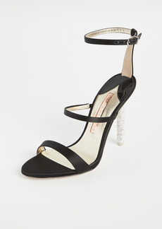Sophia Webster 105mm Rosalind Crystal Sandals