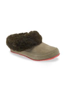 SOREL Go Coffee Run Faux Fur Slipper (Women)