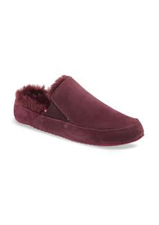 SOREL Go Errand Run Faux Fur Lined Slipper (Women)