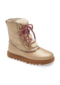 SOREL Joan of Arctic Next Lite Lux Waterproof Genuine Shealing Trim Boot (Women)