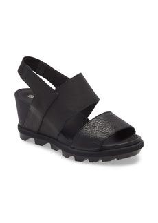 SOREL Joanie II Slingback Wedge Sandal (Women)