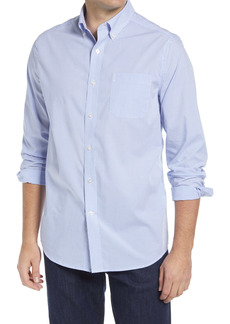 Southern Tide Classic Fit Tattersall Button-Down Shirt
