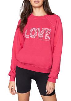 Spiritual Gangster Love Bridget Crewneck Sweatshirt