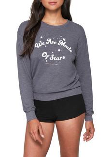 Spiritual Gangster Stars Savasana Graphic Sweatshirt