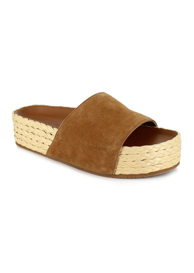 Splendid Billie Espadrille Platform Sandal