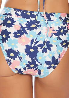 Splendid Room To Bloom Floral Bikini Bottoms