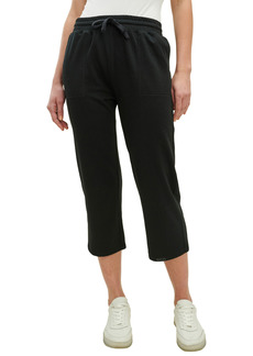 Splendid Eco Slim Kick Crop Sweatpants