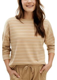 Splendid Eco Stripe Pullover