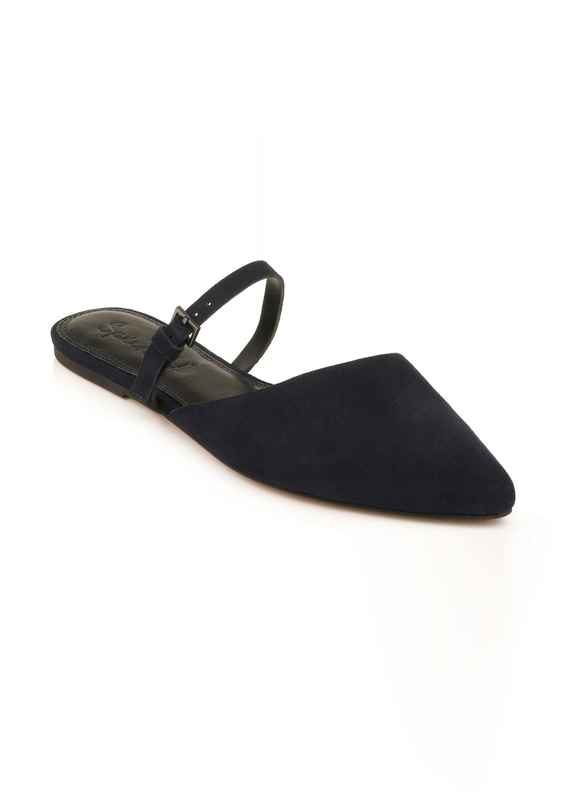 Splendid Latisha Mary Jane Pointed Toe Mule (Women)