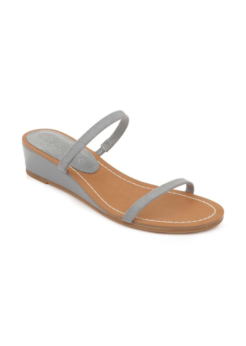 Splendid Melanie Wedge Slide Sandal (Women)